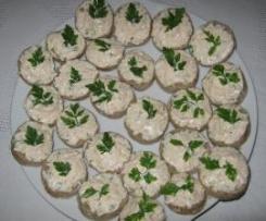 Celerovo-šunková pomazánka