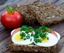 Lehounký pšenično-žitný chléb