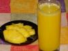 Ananasový džus se stévií