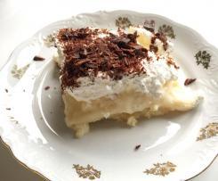 Jablkovo-ořechový koláč
