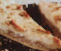 Slaný celozrný koláč