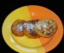 Citronové rýžové placičky