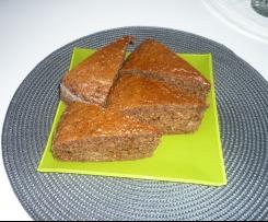 Mrkvový koláč s oříšky