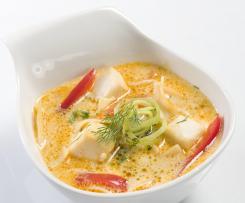 Rybí polévka se zeleninou