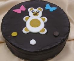 Čokoládový dort Míša
