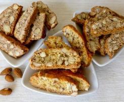 Cantucci (mandlové suchárky)