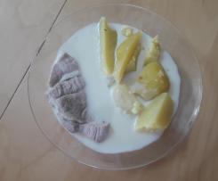 Česneková omáčka