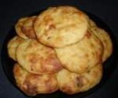 Kynuté bramborové placky
