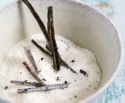 Jak  připravit vanilkový cukr