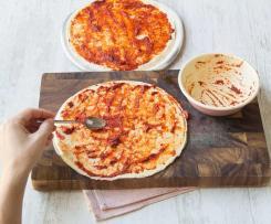 Termík pasta na pizzu