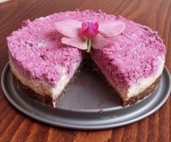 RAW Ostružinový dortík
