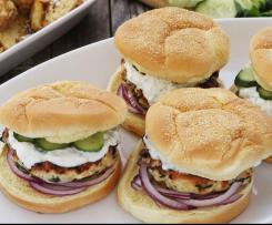 Krůtí burger