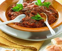 Marocký lilkový salát