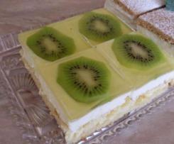 Kiwi koláč