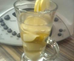 Hruškový čaj