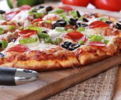 Základní těsto na Pizzu