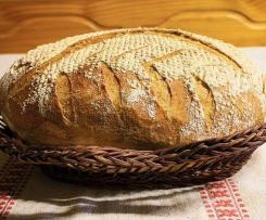 Extra vypečený chléb