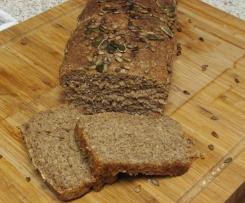 Žitný chléb se semínky