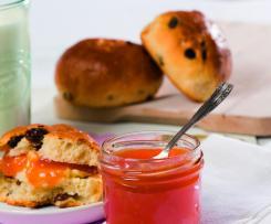Džem z nektarinek
