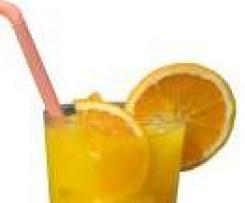 Oranžáda s vodkou