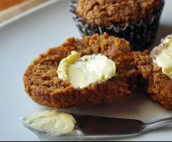 Voňavé paleo muffinky