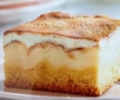 Nadýchaný smetanový dezert