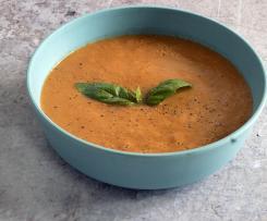 Klasická rajská polévka