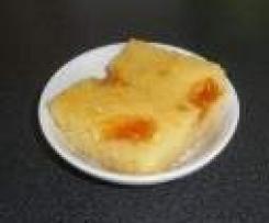 Kefírová meruňková buchta