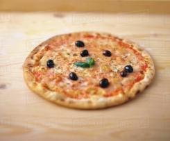Piadizza – Piadina s olivami a mozzarelou