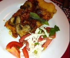 Pizza s rajčaty a bylinkami