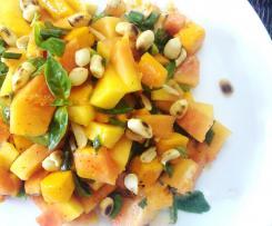 Ovocný salát s mangem