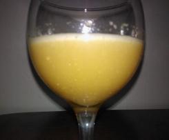Pomeranč v rumu
