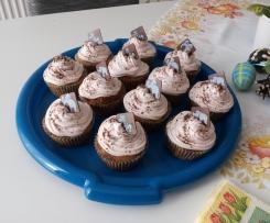 Cupcaky s krémem
