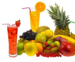 Čerstvé ovocné šťávy FRESH