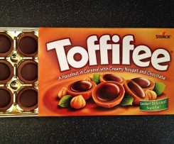 Toffifella (pomazánka z Toffifee)