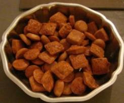 Chorizové jednohubky