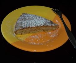 Švédský jablečný koláč