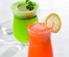 Petrželový nápoj