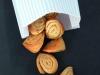 Česnekové trojhránky kynuté