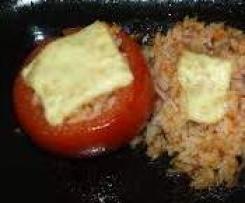Rajčata v peřince