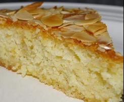Bezlepkový kokosový koláč