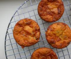 Řecké sýrové muffinky