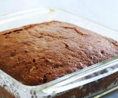 Bezpelkový koláč s karobem
