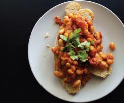 Breťanské fazole