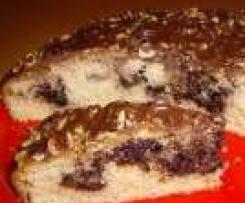 Nuttelový koláč
