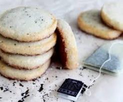 Sušenky z čaje Earl Grey