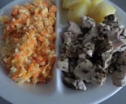 Dietní kuřecí kousky